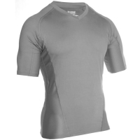 BLACKHAWK ENGINEERED FIT SHIRT V-NECK, КОР/Р, ЦВЕТ: СЕРЫЙ